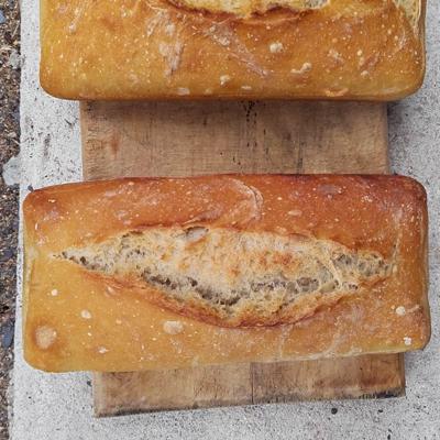 Le Nature - Pains régulier de la boulangerie artisanale BARA'LO