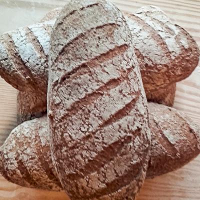 Le complet - Pains régulier de la boulangerie artisanale BARA'LO