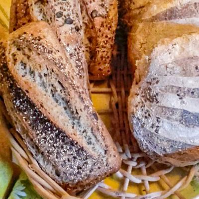 Le Rustik multigraines - Pains régulier de la boulangerie artisanale BARA'LO